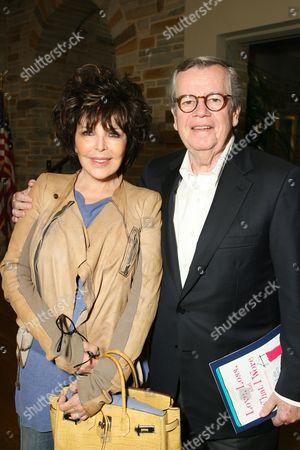 Carole Bayer Sager and Bob Daly