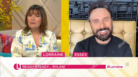 Editorial picture of 'Lorraine' TV Show, London, UK - 25 Mar 2021