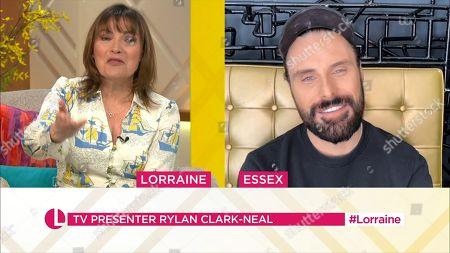 Lorraine Kelly, Rylan Clark