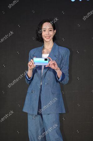 Stock Image of Janine Chang