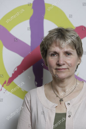 Editorial photo of Carol Craig, Chief Executive of the Centre for Confidence and Well-Being in Glasgow, Scotland, Britain - 10 Feb 2010