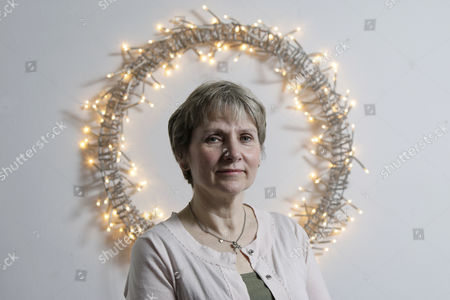 Editorial image of Carol Craig, Chief Executive of the Centre for Confidence and Well-Being in Glasgow, Scotland, Britain - 10 Feb 2010