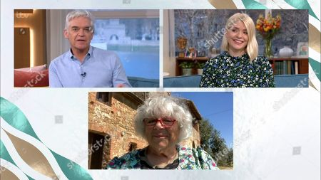 Phillip Schofield, Holly Willoughby, Miriam Margolyes