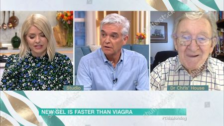 Editorial image of 'This Morning' TV Show, London, UK - 25 Mar 2021