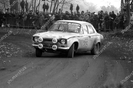 Editorial picture of WRC 1975: RAC Rally - 22 Nov 1975
