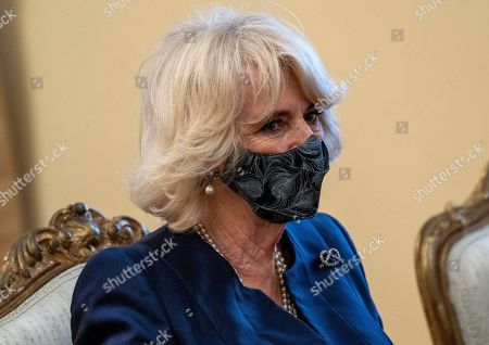 Prince Charles and Camilla Duchess of Cornwall joined The President of the Hellenic Republic and Mr. Pavlos Kotsonis for tea at the Presidential Mansion. Their Royal Highnesses arrived at the Presidential Mansion and were greeted by The President of the Hellenic Republic of Greece, Her Excellency Katerina Sakellaropoulou and her partner Mr. Pavlos Kotsonis.