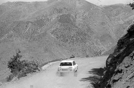 Editorial photo of WRC 1975: Morocco Rally - 24 Jun 1975