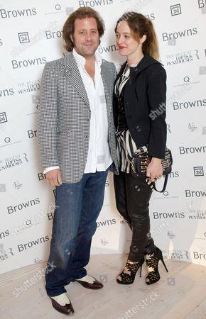 Lars von Bennigsen and Alice Temperley