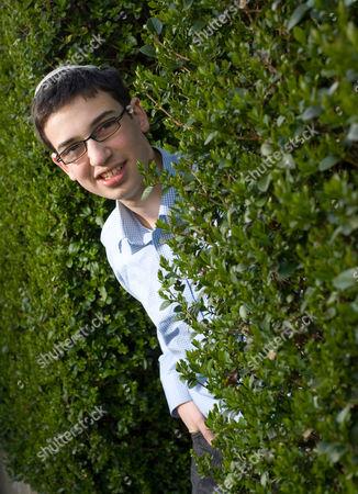 Stock Picture of Joel Weiner