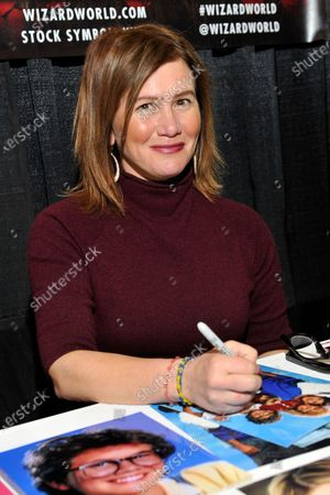 Editorial picture of Wizard World Comic Con Fan Fest Chicago, Day 1, Illinois, USA - 07 Mar 2015
