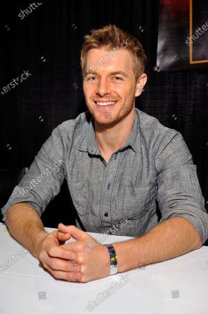 Editorial image of Wizard World Comic Con Fan Fest Chicago, Day 1, Illinois, USA - 07 Mar 2015