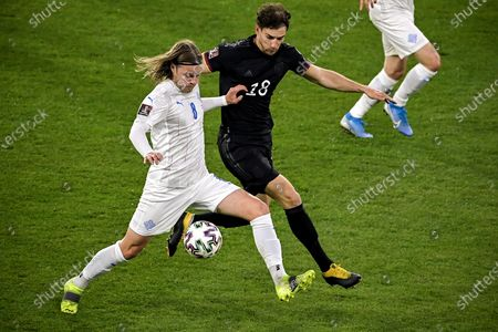 Editorial image of Germany vs Iceland, Duisburg - 25 Mar 2021