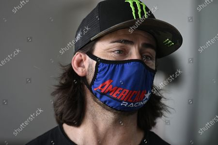 LOSAIL INTERNATIONAL CIRCUIT, QATAR - MARCH 25: John Hopkins at Losail International Circuit on Thursday March 25, 2021 in Losail, Qatar. (Photo by Gold and Goose / LAT Images)