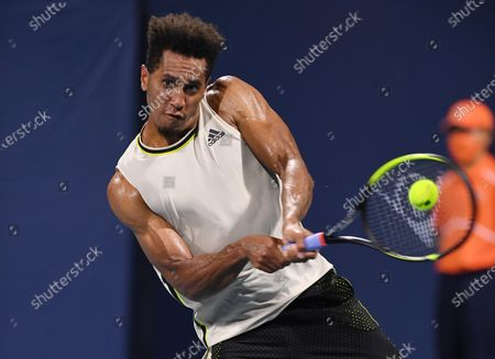 Stock Photo of Michael Mmoh