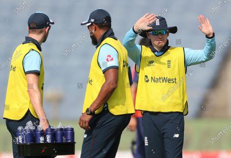 Editorial photo of England Cricket, Pune, India - 26 Mar 2021