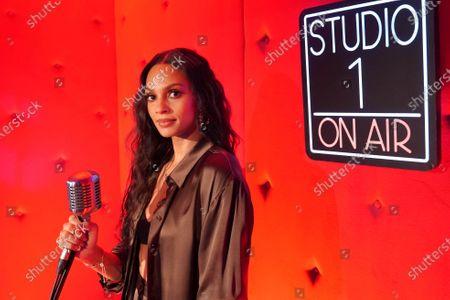 Editorial image of 'Ant & Dec Saturday Night Takeaway' TV show, Series 17, Episode 6, London, UK - 27 Mar 2021
