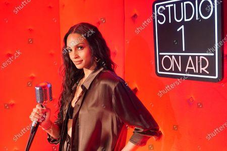 Stock Photo of Alesha Dixon