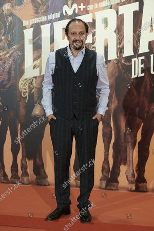 Stock Photo of Luis Callejo