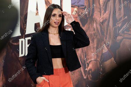 Editorial photo of 'Libertad' TV Show premiere, Madrid, Spain - 25 Mar 2021