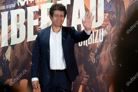 Editorial picture of 'Libertad' TV Show premiere, Madrid, Spain - 25 Mar 2021