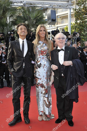 Editorial photo of 'Wall Street: Money Never Sleeps' premiere, Cannes Film Festival , Cannes, France - 14 May 2009