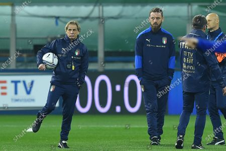 Editorial image of Italy v Northern Ireland, FIFA World Cup 2022 Qualifier, Parma, Italy  - 25 Mar 2021