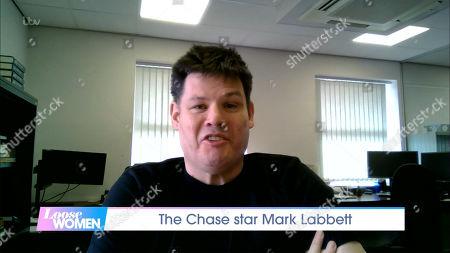 Stock Photo of Mark Labbett