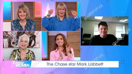 Editorial photo of 'Loose Women' TV Show, London, UK - 26 Mar 2021