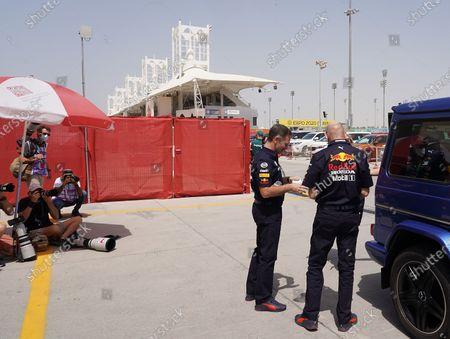 Editorial photo of 2021 Gulf Air Bahrain Grand Prix Formula 1, Sakhir - 26 Mar 2021