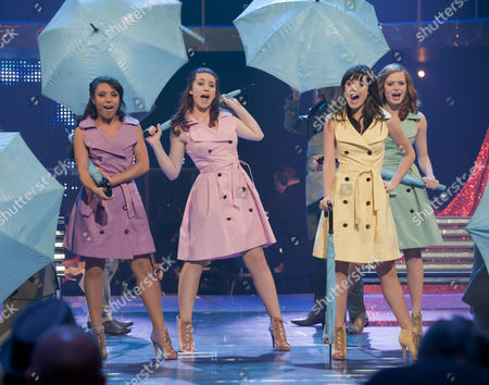 Editorial image of 'Over the Rainbow'  TV Programme, Wembley, London, Britain. - 16 May 2010