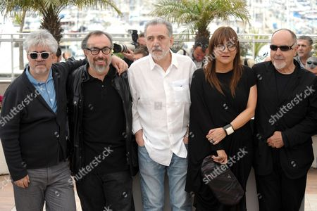 Editorial picture of Tribute to Spanish Cinema at the 63rd Cannes Film Festival, Cannes, France - 15 May 2010