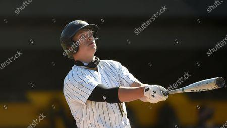 Editorial image of George Mason Univerisy Baseball, Towson, United States - 26 Mar 2021