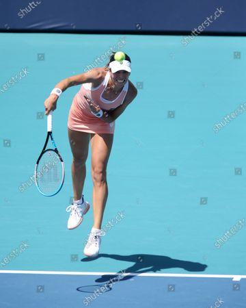 Editorial photo of Miami Open tennis tournament, Hard Rock Stadium, Miami Gardens, Florida, USA - 26 Mar 2021
