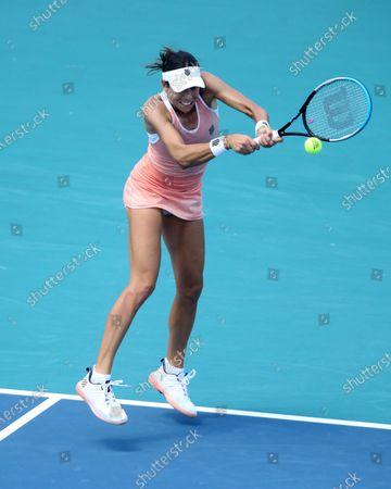 Editorial picture of Miami Open tennis tournament, Hard Rock Stadium, Miami Gardens, Florida, USA - 26 Mar 2021
