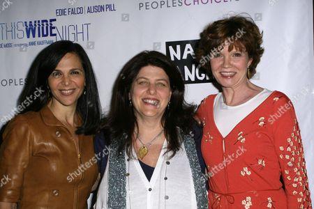 Stock Image of Barbara Manocherian, Sheryl Kaller, Connie Ray