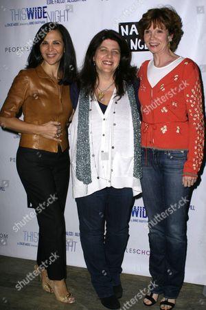 Barbara Manocherian, Sheryl Kaller, Connie Ray