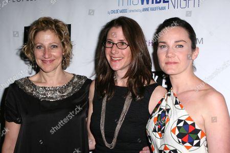 Edie Falco, Anne Kauffman, Chloe Moss