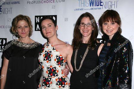 Edie Falco, Chloe Moss, Anne Kauffman, Alison Pill
