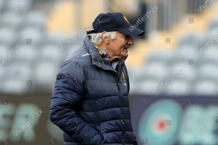 Stock Picture of Worcester Warriors director of rugby Alan Solomons
