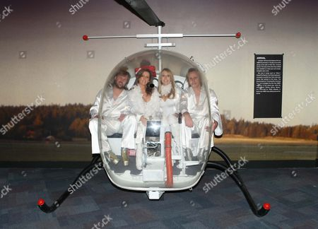 Editorial picture of The Abba World Exhibition at Earls Court, London, Britain - 25 Jan 2010