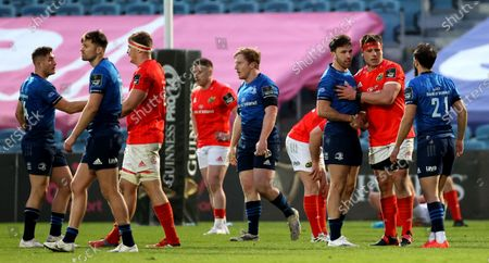 Editorial photo of Guinness PRO14 Final, RDS Main Arena, Dublin - 27 Mar 2021