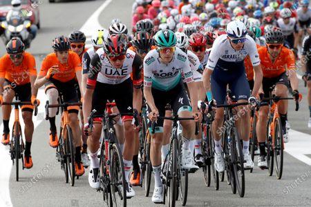 Editorial image of La Volta a Cataluna cycling race - sixth stage, Mataro, Spain - 27 Mar 2021