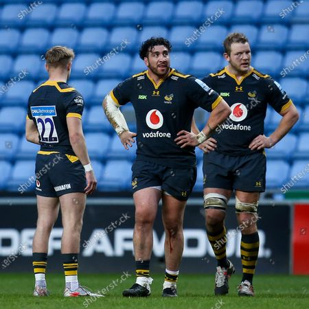 Editorial picture of Wasps v Sale Sharks, UK - 27 Mar 2021