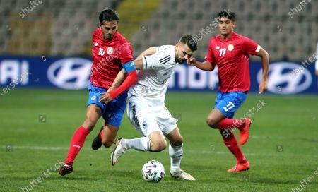 Editorial photo of Bosnia and Herzegovina vs Costa Rica, Zenica - 27 Mar 2021