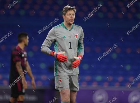 Editorial photo of Wales v Mexico - International Friendly - 27 Mar 2021