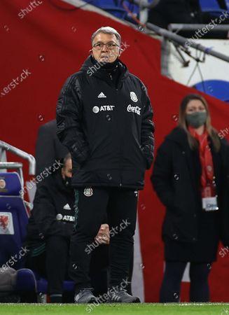 Mexico manager Gerardo Martino.