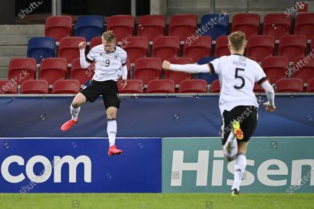 Editorial picture of Germany vs The Netherlands, Szekesfehervar, Hungary - 27 Mar 2021