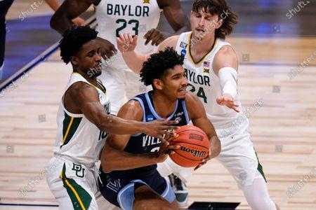 Editorial photo of NCAA Villanova Baylor Basketball, Indianapolis, United States - 27 Mar 2021