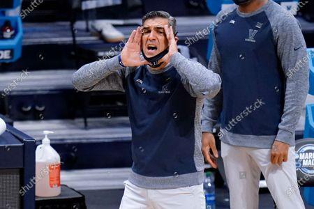 Editorial picture of NCAA Villanova Baylor Basketball, Indianapolis, United States - 27 Mar 2021
