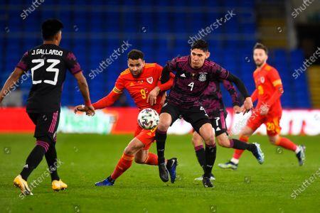 Editorial photo of Wales vs Mexico, Cardiff City Stadium, Cardiff, Wales, UK - 27 Mar 2021